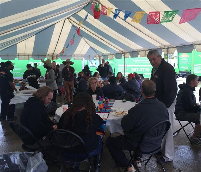 Community SERVPRO of Portsmouth Celebrates Cinco De Mayo
