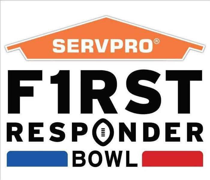 Why SERVPRO SERVPRO First Responder Bowl 2018 _ Because WE CARE