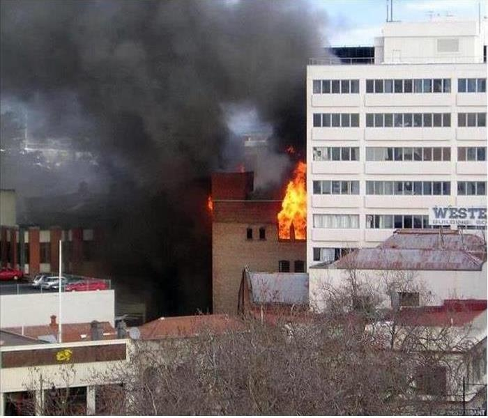 Commercial Commercial Fire Damage Restoration in Portsmouth 2019