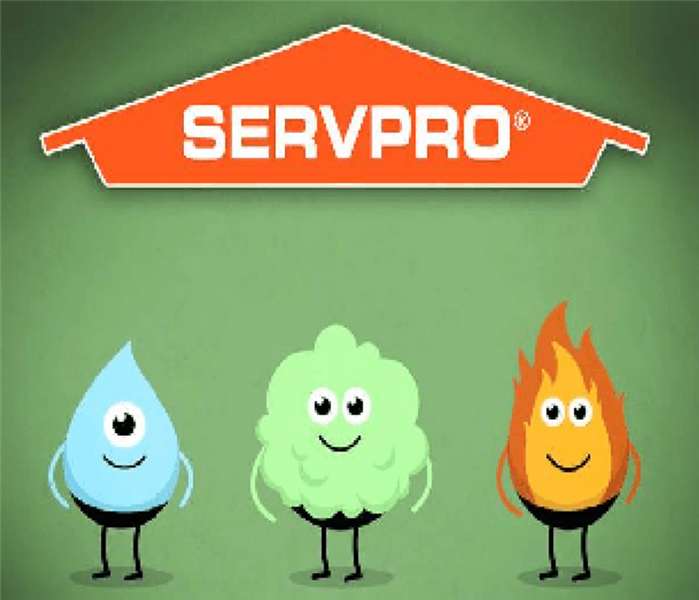 Why SERVPRO SERVPRO of Portsmouth always here