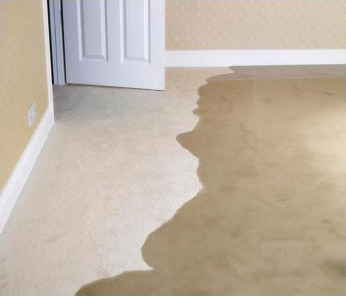 Water Damage Water loss in your home